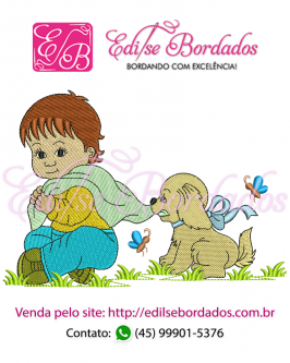 Menino Edi 12 - Foto 1
