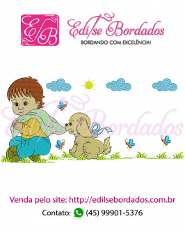 Menino Edi 12 - Foto 2