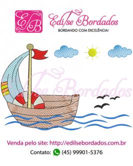 Barco Edi 1 - Rippled - Foto 1