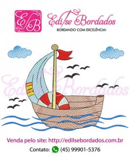 Barco Edi 1 - Rippled