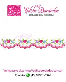 Barrinha Rosas Edi 1 - Foto 2