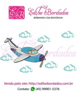 Avião Edi 2 - Foto 2