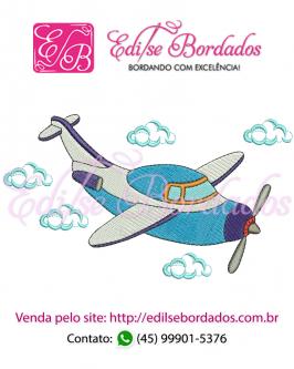 Avião Edi 2