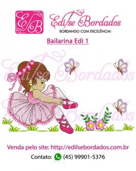 Bailarina Edi 1 - Foto 2