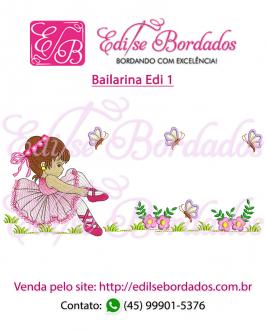 Bailarina Edi 1 - Foto 3