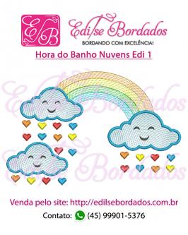 Hora do Banho Nuvens Edi 1 - Foto 5