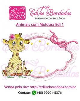 Animais com Moldura Edi 1 - Foto 5
