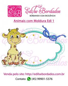 Animais com Moldura Edi 1 - Foto 6