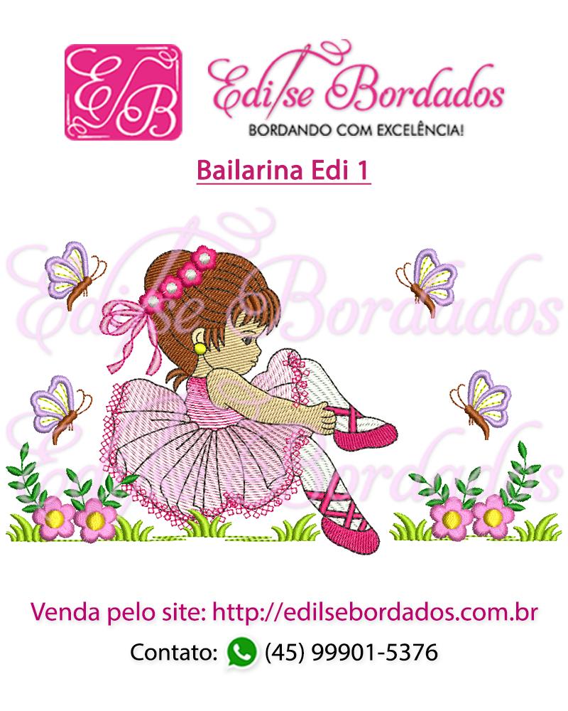 Bailarina Edi 1